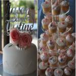 cake-pink-rose-white-cupcake