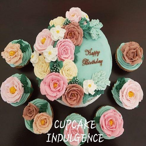 Cupcake Indulgence