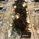 table-decor-greenery-candles-glass
