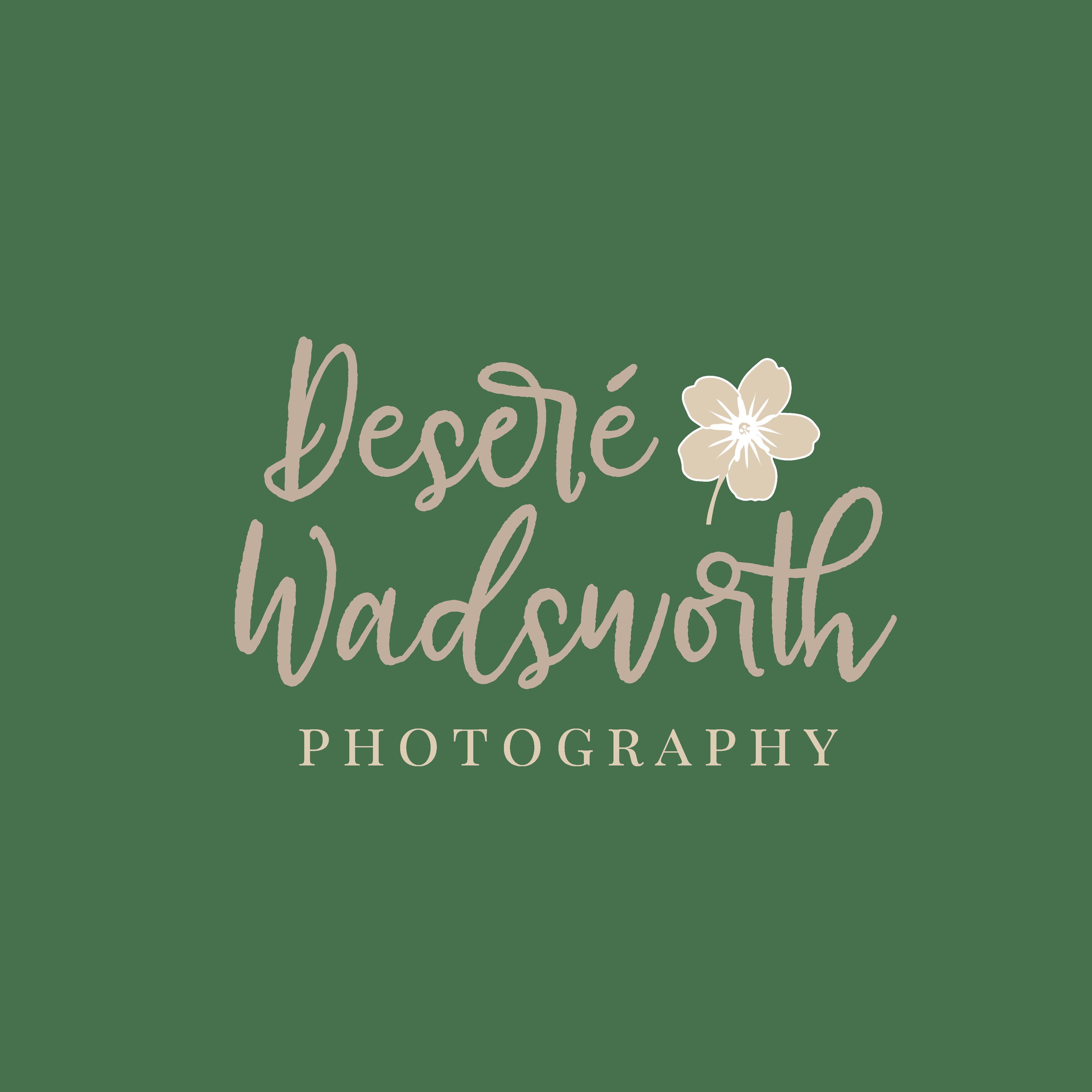 rose-gold-text-flower-logo