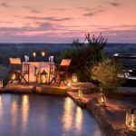 dinner-pool-sunset-view