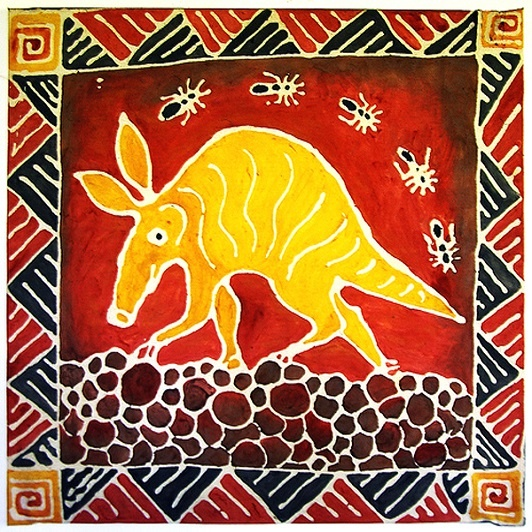 red-yellow-ant-eater-logo